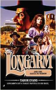 Longarm and the Santa Fe Widow
