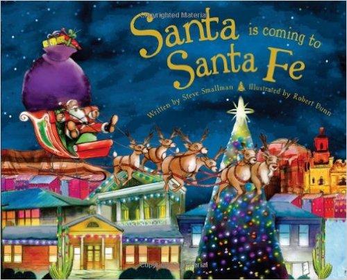 Santa Is Coming to Santa Fe