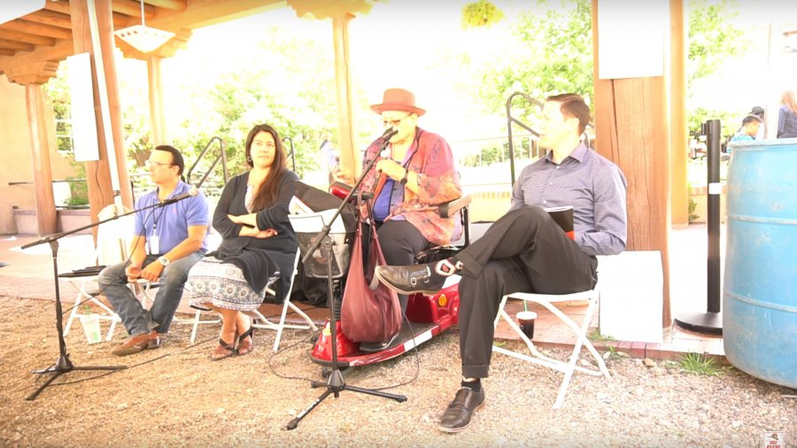 Santa Fe Indian Market 2016 NARF Panel