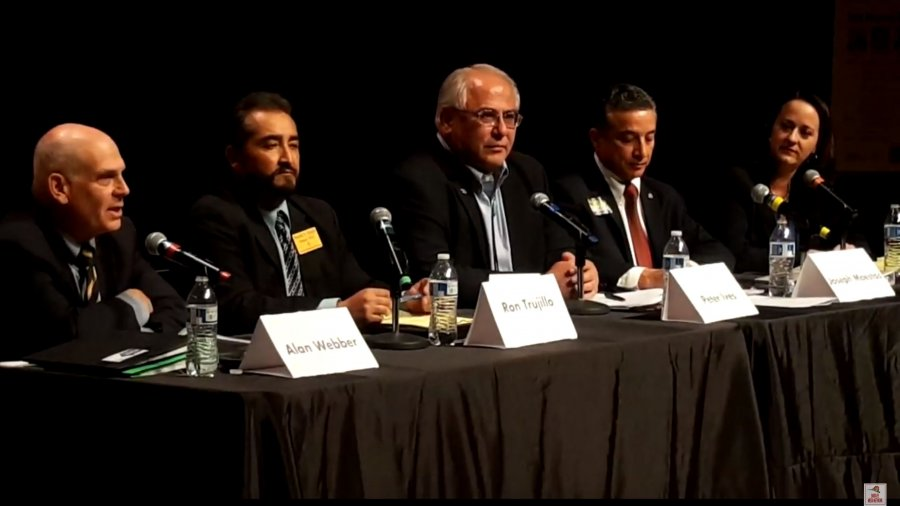 2018 Santa Fe Mayoral Debate