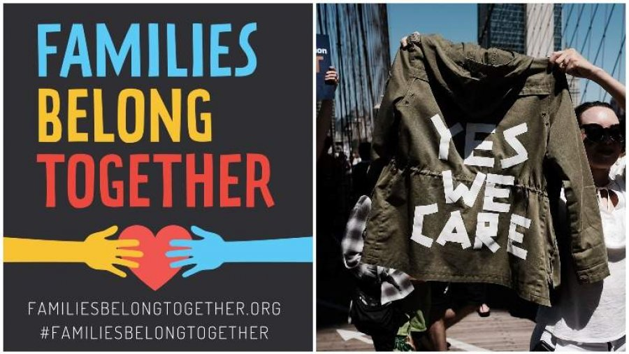 Families Belong Together – Santa Fe Vigil