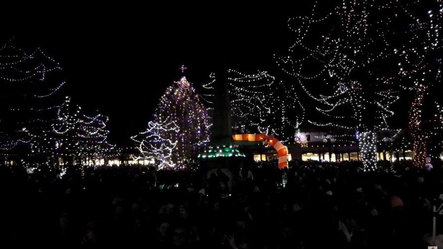 Tree Lighting Ceremony | Santa Fe, New Mexico