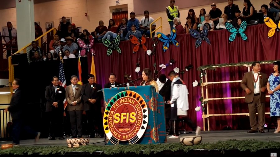 SFIS Graduation Ceremony 2019 | Santa Fe, NM