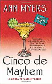Cinco de Mayhem: A Santa Fe Cafe Mystery