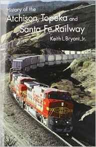 History of Atchison, Topeka and Santa Fe Railway