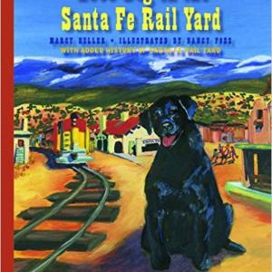 Loco Dog in the Santa Fe Rail Yard