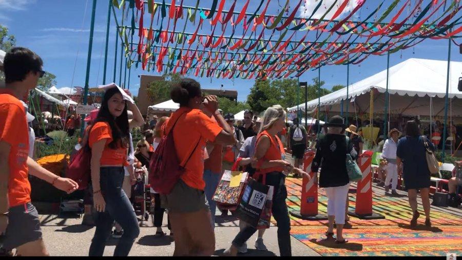 International Folk Art Market 2019   Santa Fe, New Mexico